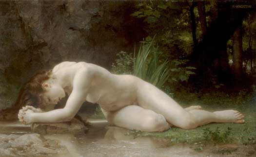 Biblis, by Bouguereau