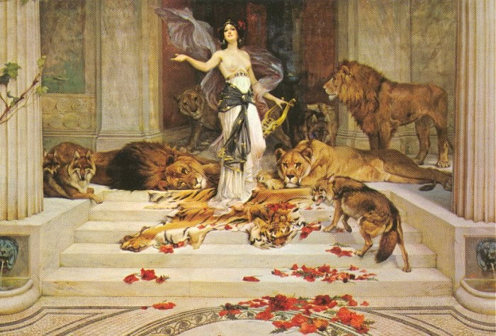 Circe, by John Waterhouse