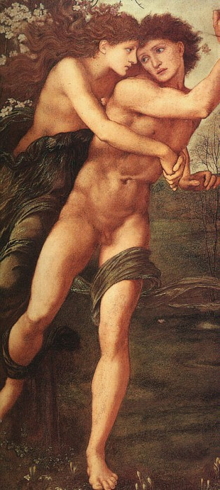 Phyllis and Demophoon, by Edward Burne-Jones
