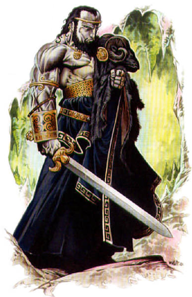 Hades, from Dungeons and Dragons Supplement
