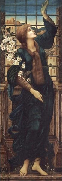 Hope, by Edward Burne-Jones