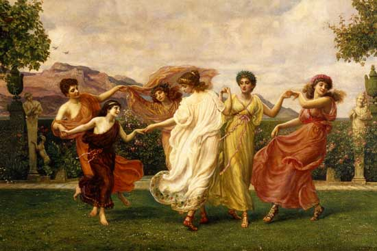 Horae Serenae by Sir Edward John Poynter