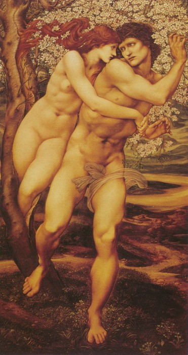 The Tree of Forgiveness, by Edward Burne-Jones