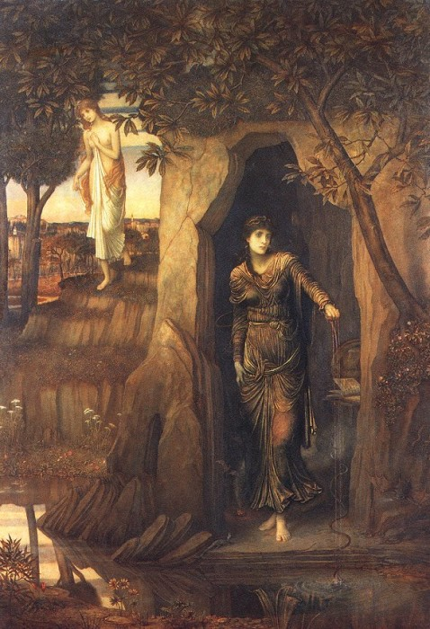 Scylla and Circe